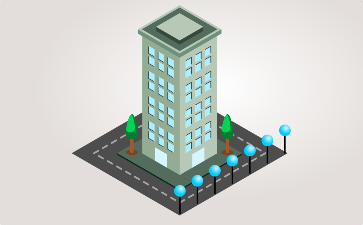 Inkscape – Building Vector (Isometric)