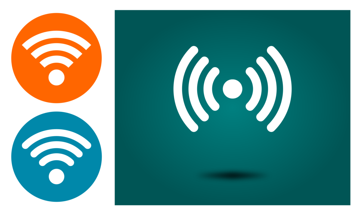 Inkscape – Creating WiFi Symbol